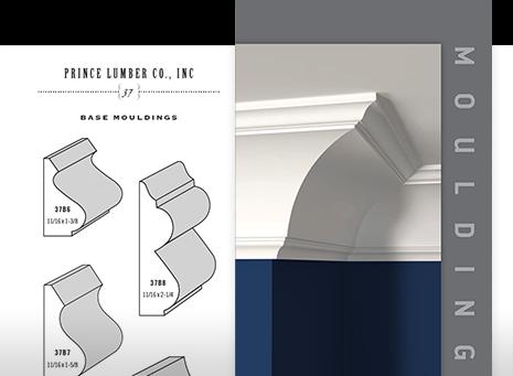 Prince Lumber Moulding Catalog