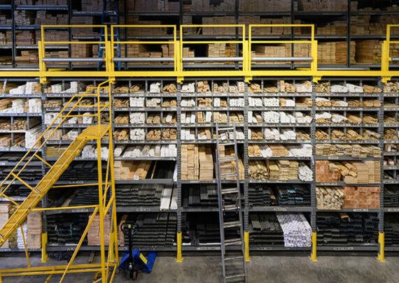 Prince Lumber warehouse