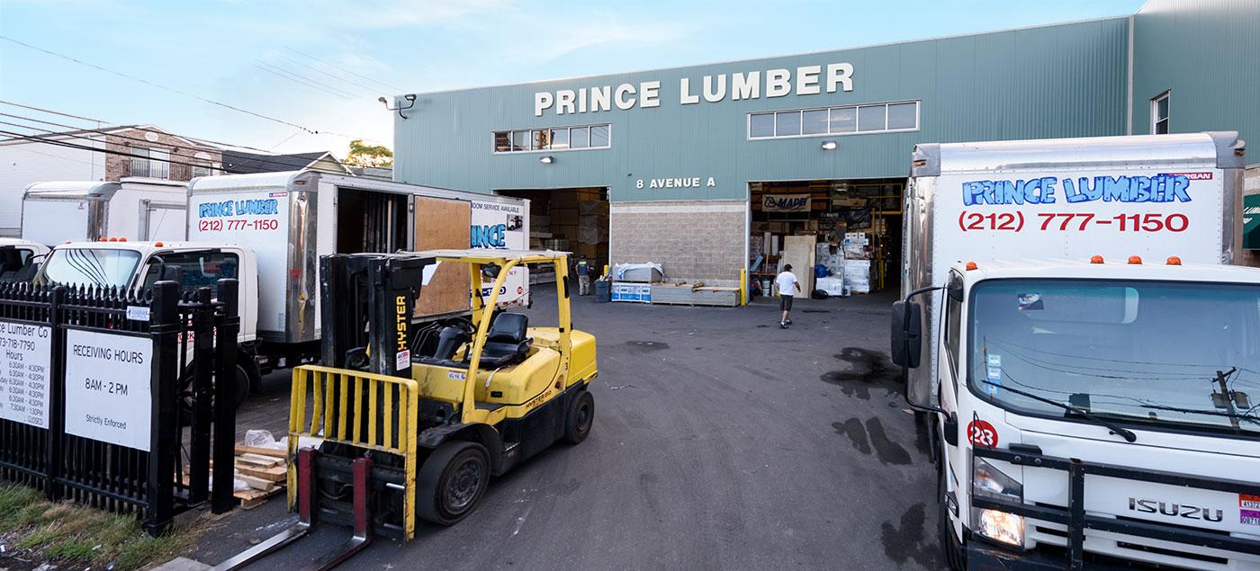 Prince Lumber